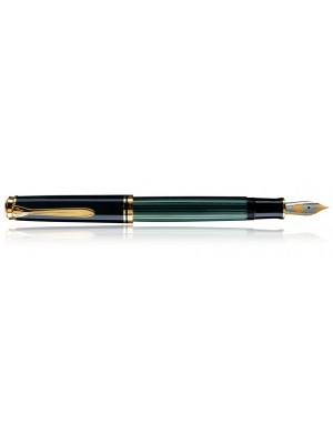Pelikan M 600 Black-Green