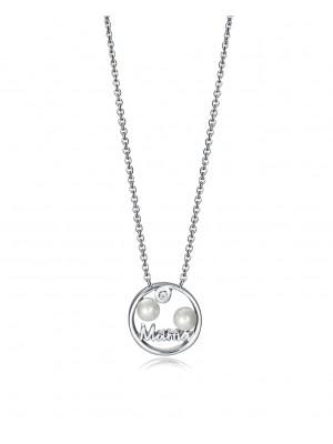 Viceroy collar Elegant de plata