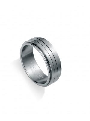 Viceroy anillo Air en acero para hombre