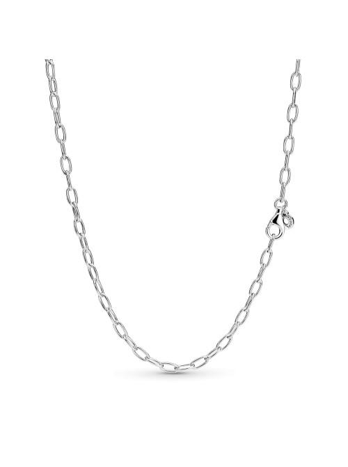 Pandora cadena en Plata de Ley