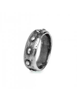 PlatadePalo anillo Man-RM4B
