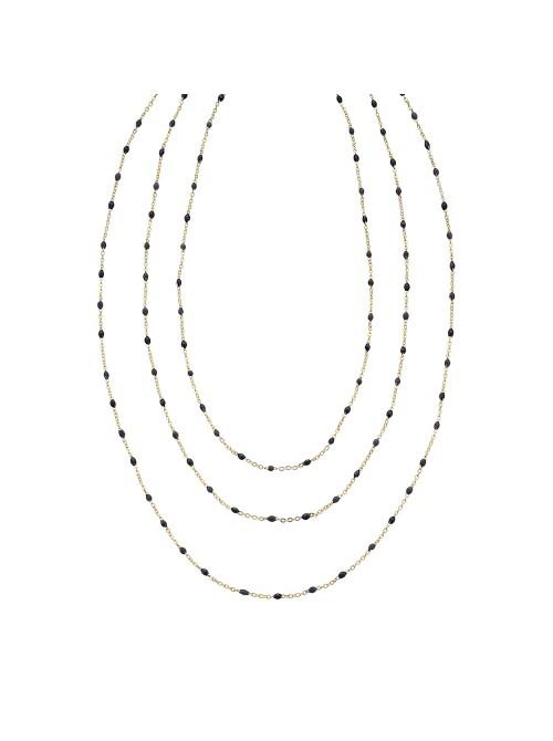 Gargantilla Tanger de Durán Exquse en plata