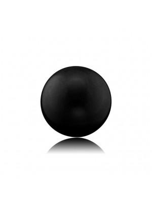 Engelsrufer sonajero bola negra