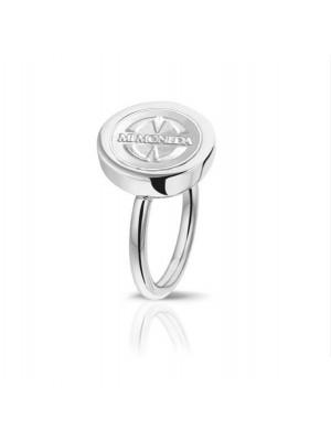 Mi Moneda, anillo Carpe Diem plata de Ley