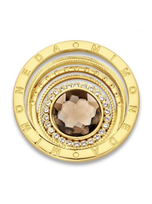 Mi Moneda, Carina Gold Plated