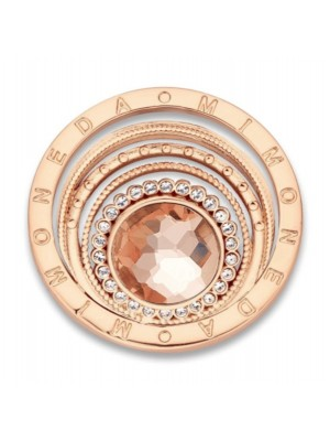 Mi Moneda, Carina Rose Gold Plated