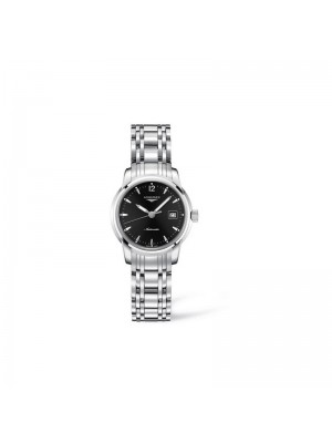 Longines Saint-Imier Collection black 30mm
