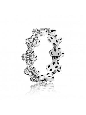 Pandora anillo Flor Oriental