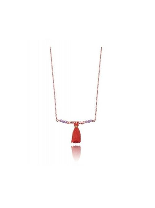 Viceroy, collar plata rosada y piedras