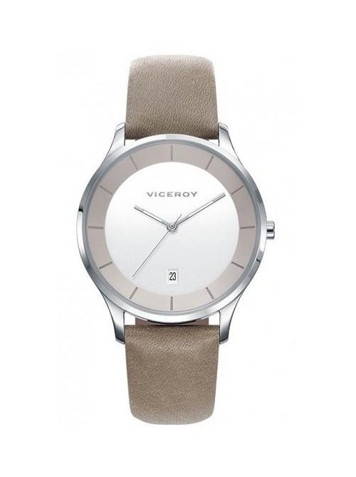 Viceroy reloj Air correa piel marrón