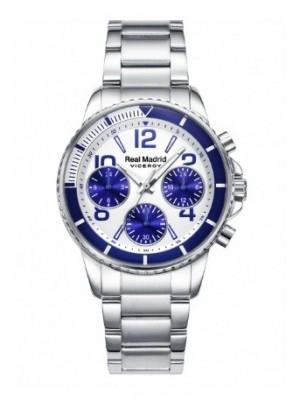 Viceroy reloj Real Madrid acero multifunción