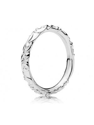 Pandora anillo de plata Belleza Real