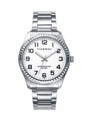 Viceroy reloj 41mm acero