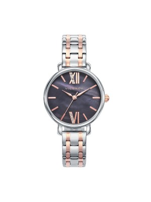 Viceroy reloj 30mm acero IP rosado