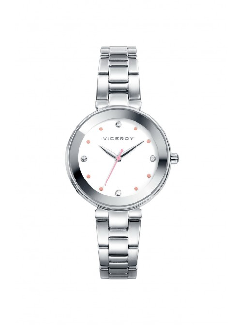 Viceroy reloj Kiss 32mm acero