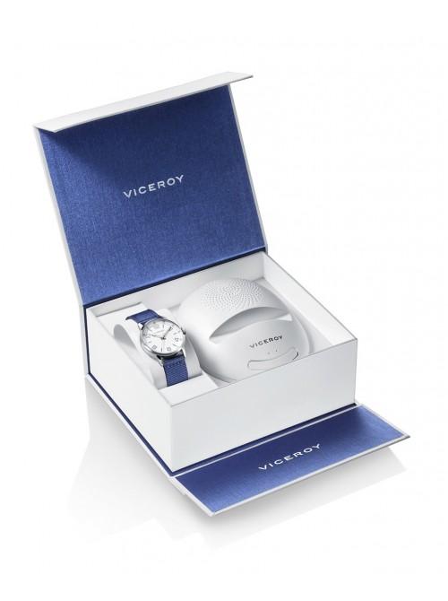 Viceroy reloj niño Colección Next piel y nylon