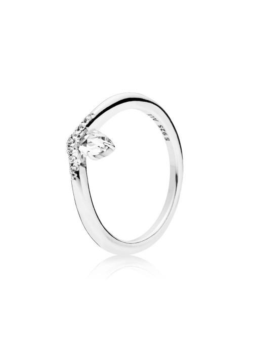 Pandora anillo en plata de Ley Deseo Clásico