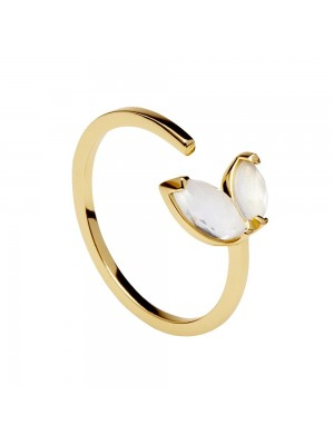 PDPAOLA anillo Ares Gold
