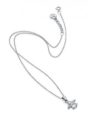 Viceroy collar para niña Sweet en plata rodiada con ángel