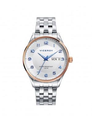 Viceroy reloj Magnum 41mm acero IP Rosa
