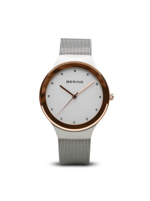 Bering Classic Collection plata pulido bicolor
