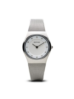 Bering Classic Collection plata cepillado