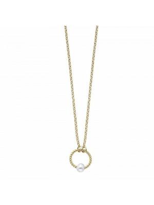 Colgante Pearl en plata de Duran Exquse