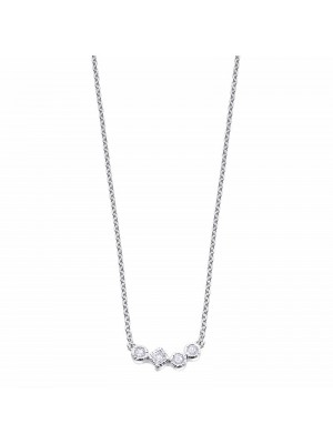 Colgante Pretty Jewels en plata de Duran Exquse