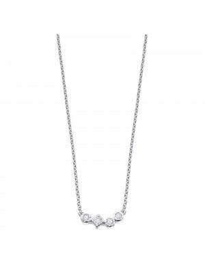 Colgante Pretty Jewels en plata de Duran Exquse