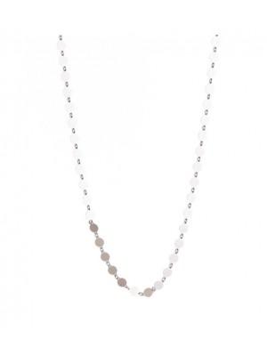 Alisia, collar Miss Lauren, en plata de Ley