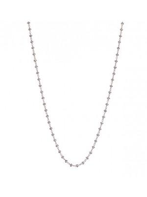 Alisia, collar Miss Maya, en plata de Ley