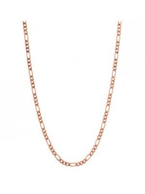 Alisia, collar Ellen Medium en plata de ley bañada en oro