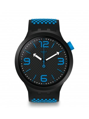 Swatch Big Bold 47mm BBBLUE SO27B101