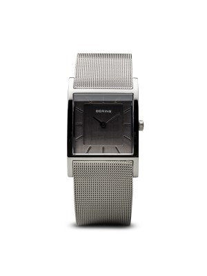 Bering Classic Collection cuadrado plata pulido 26mm