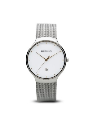 Bering Classic Collection plata pulido 38mm