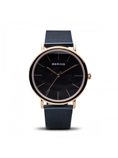 Bering Classic Collection oro rosa pulido 36mm