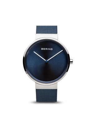 Bering Classic Collection plata pulido 39mm