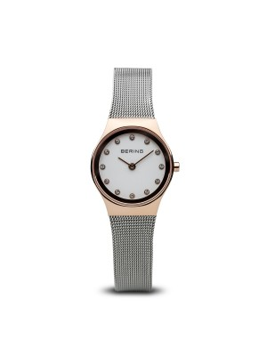 Bering Classic Collection oro rosa pulido 24mm