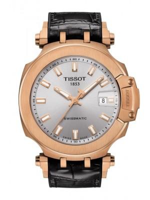 Tissot T-Race Swissmatic Rose Gold
