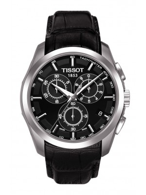 Tissot Couturier Quartz Chronograph