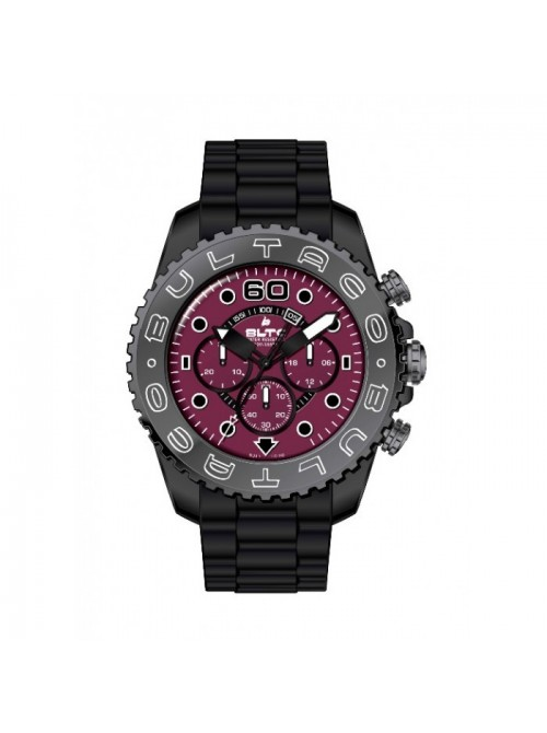 Bultaco Speedcity 45 Chrono Black Bordeaux