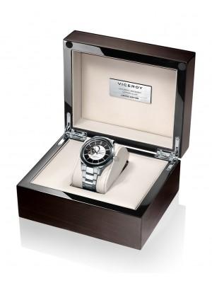 Viceroy reloj Grand 43mm acero automático