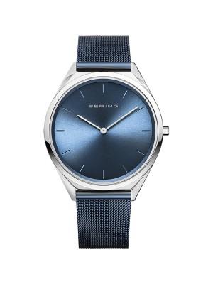 Bering, reloj Ultra Slim de hombre azul