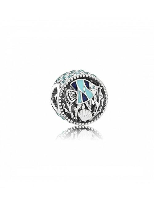 Pandora charm en plata de Ley Ocean Life