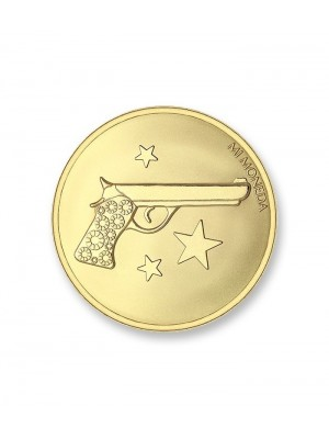 Mi Moneda, AIM High & Pistol Gold Plated S