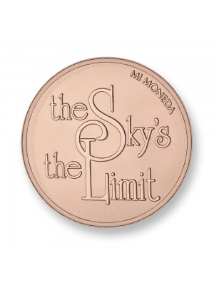 Mi Moneda, Sky & Stronger Rose Gold Plated S