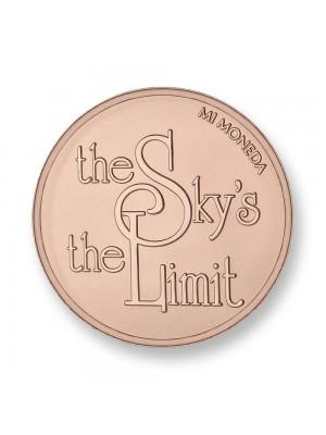 Mi Moneda, Sky & Stronger Rose Gold Plated S