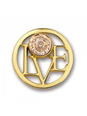Mi Moneda, Love Caramel Gold Plated