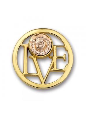 Mi Moneda, Love Caramel Gold Plated