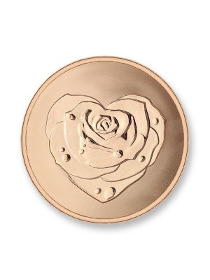 Mi Moneda, Rose & Owe to You Rose Gold Plated L
